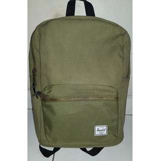 Herschel Backpack Green ORIGINAL
