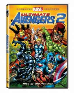Ultimate Avengers 2 (Original DVD)