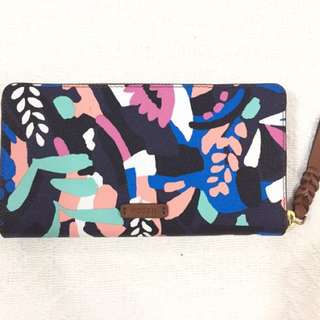 Fossil Wallet with RFID protection
