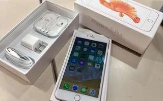 Iphone 6s plus (64gb) rosegold