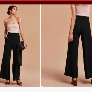 Aritzia Wilfred Halley Pant 00