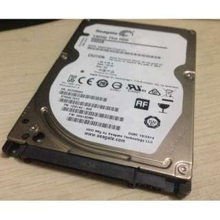 Seagate Laptop Thin 500GB 5400 RPM Laptop HDD