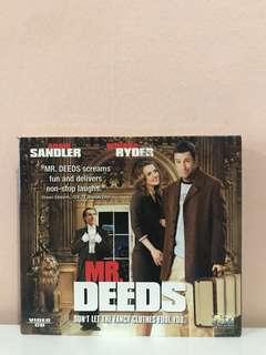 Mr Deeds VCD