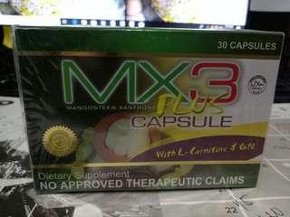 Mx3 Capsule 30's(Original Mx3)