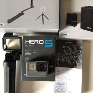 🚚 GoPro hero5