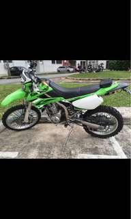 Kawasaki KLX250S for sale