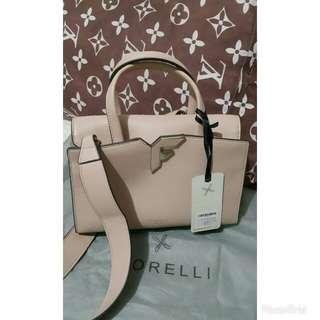 Fiorelli Brompton Mini Sling Bag - Petal Pink