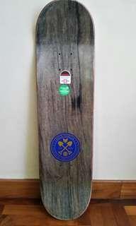 Nick Garcia Element Skateboard Deck Autographed 1st Edt.