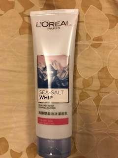 L'Oréal 滋潤型洗面乳125ml #五十元好物