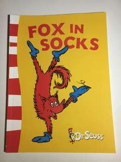 Dr Seuss - Fox in Socks