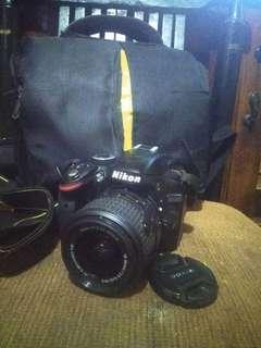 NIKON KIT D3200 24.MP