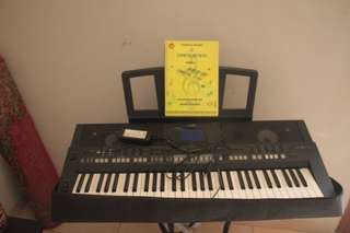 Keyboard Yamaha PSR-S650 early 2015