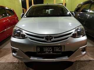 Toyota Etios G mt 2013