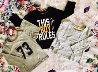 Baby long sleeves t-shirt - 9-12 months