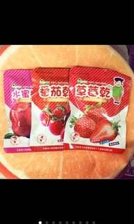 🚚 番茄 水果乾70g