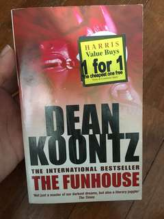 The funhouse dean koontz