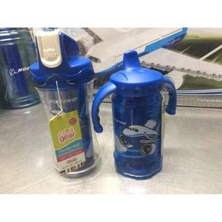 Boeing Sippy Cup & Botol Air