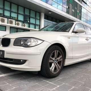 BMW 118i 2.0A