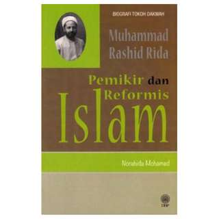Biografi Tokoh Dakwah Muhammad Rashid Rida: Pemikir dan Reformis Islam