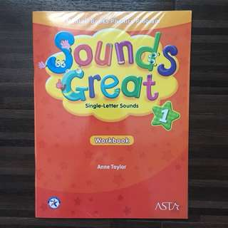 Sounds Great Workbook level 1