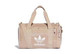 Adidas Originals Dusty Pink Duffel Bag