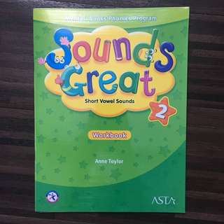 Sounds Great Workbook level 2