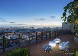 Serangoon Garden New Condo with Magnificent View