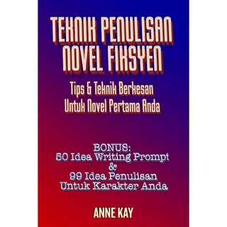 Ebook Teknik Penulisan Novel Fiksyen