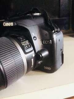 Canon EOS500D early 2014