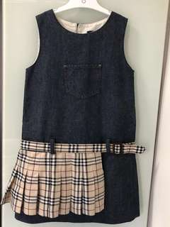 Burberry 3T denim dress