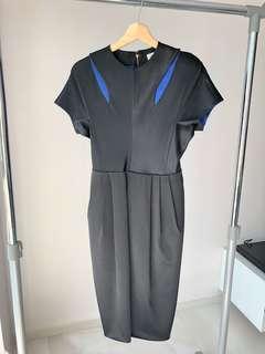 Toga Satin Dress