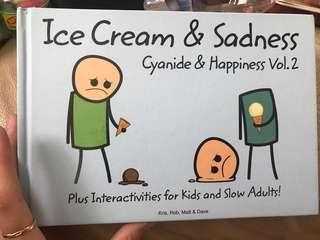 Ice cream and sadnes