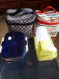 Take All: lunch boxes