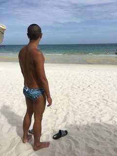Stud 泳褲