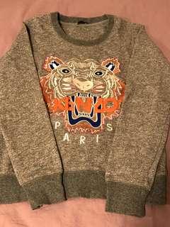 Kenzo Grey Sweater
