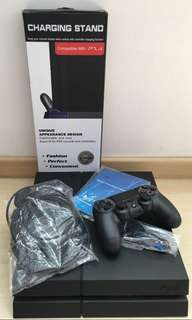 CUH-1206A PS4 with 2TB storage