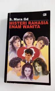 Novel S. Mara Gd