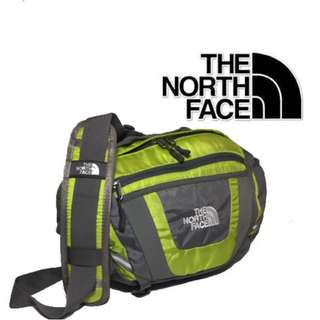 The North Face Sport Hiker bum-bag | Hip bag | 3-Way | TNF GREEN