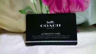 Coach Slim Trifold Colorblock Wallet (White)