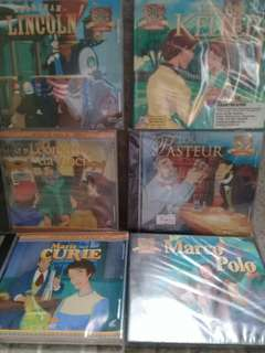 Classics Animated Stories vcd