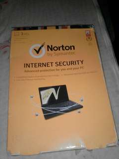 Norton AntiVirus for 3users