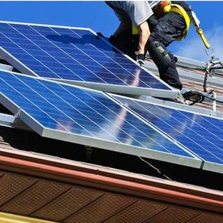 Solar Panel Installation Package