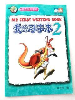 Chinese Writing Book