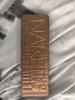 "REPRICED!! ""Urban Decay"" Naked 3"