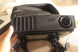 LCD projector Toshiba include Whitescreen