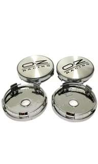 4 pcs 60mm OZ Racing Car Wheel Center Hub Caps