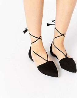 MADE TO ORDER LACE UP SHOES