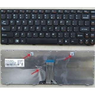 Keyboard Laptop Lenovo B470 B475 B475A B475G G470 G475 G470AH