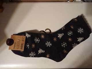 韓國 冬季款襪