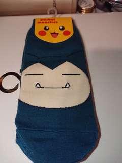 韓國製 卡比獸襪 made in korea sock